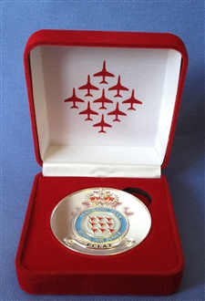 THE RED ARROWS 50 DISPLAY SEASONS COIN