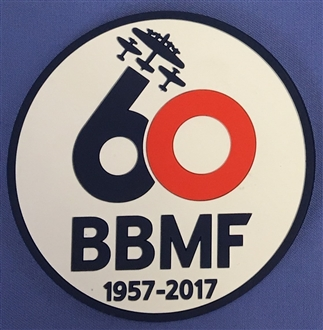 BBMF 60TH ANNIVERSARY COASTER