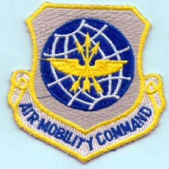 AIR MOBILITY COMMAND CREST