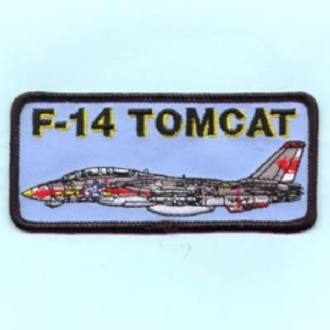 F-14 TOMCAT (SIDE VIEW)