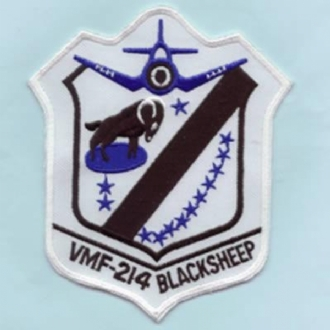 VMF-214 BLACK SHEEP