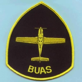 BRISTOL UAS XL TRIANGULAR BADGE