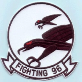 VF-96 EMBROIDERED BADGE