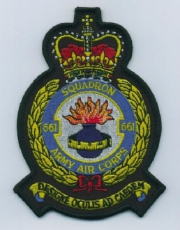 661 AAC OFFICIAL CREST