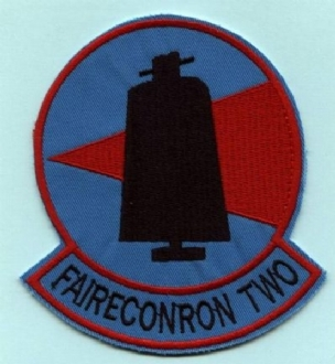 FAIRECONRON II EMBROIDERED BADGE