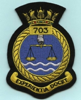 703 NAS OFFICIAL CREST