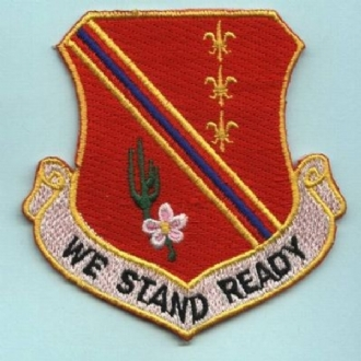 127 FW WE STAND READY