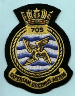 705 NAS CREST WITH SCROLL