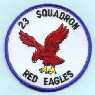 23 SQN OPS RED EAGLES