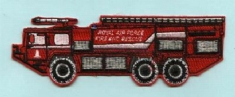 RAF FIRE ENGINE MFV (SMALL)