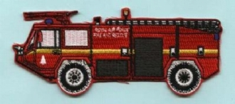 RAF FIRE ENGINE (RIV SMALL)