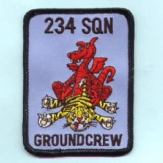 234 SQN GROUNDCREW (SQUARE)