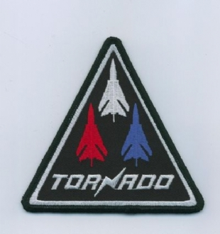 TORNADO GR4 FORCE BADGE
