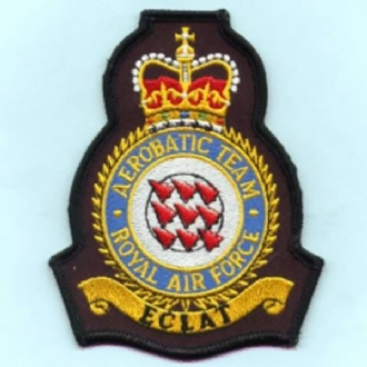 RED ARROWS CREST