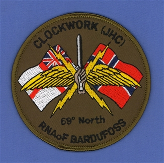 CLOCKWORK (JHC) BADGE