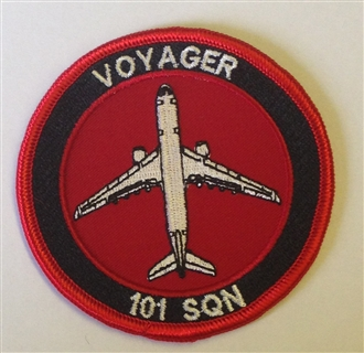 101 SQN VOYAGER BADGE COLOUR
