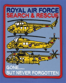 S&R - GONE BUT NOT FORGOTTEN BADGE