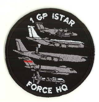 1 GROUP ISTAR FORCE HQ BADGE