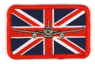 10 SQN AIRCRAFT / UJ BADGE