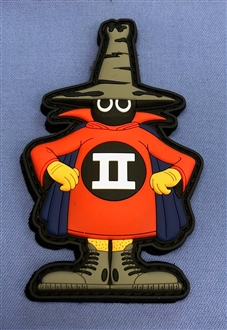 PHANTOM SPOOKMAN PVC PATCH