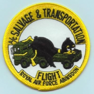 RAF SALVAGE & TRANSPORT