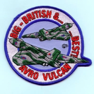 VULCAN BIG, BRITISH & BEST