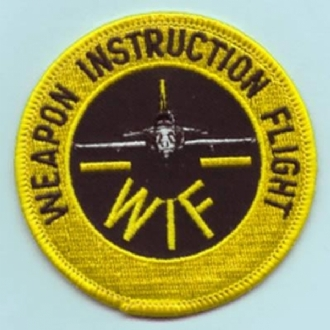 WEAPONS INSTRUCTOR FLIGHT