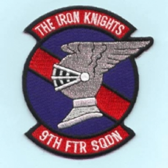 9 FS THE IRON KNIGHTS