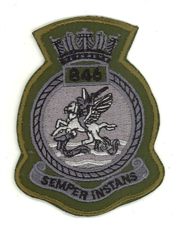 846 NAS SUBDUED CREST