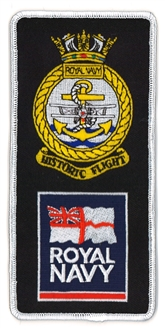 ROYAL NAVY HISTORIC FLIGHT/RN FACS BADGE
