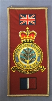AIR WARAFRE CENTRE FACS CREST