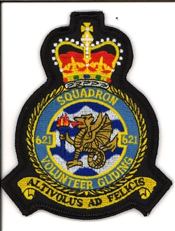 621 VGS CREST BADGE