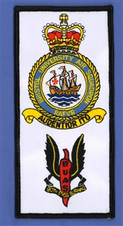 BRISTOL UAS / BOTH ENDS FACS BADGE