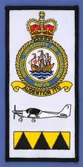 BRISTOL UAS / GROB TUTOR FACS BADGE