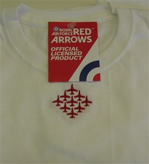 CHILDRENS RED ARROWS T SHIRT