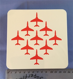 RED ARROWS TIN OF GAMES