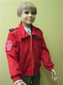 RED ARROWS FLYING JACKET