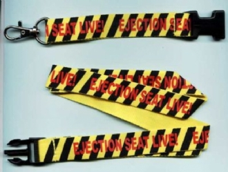 EJECTION SEAT LIVE LANYARD