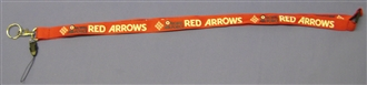 RED ARROWS LANYARD