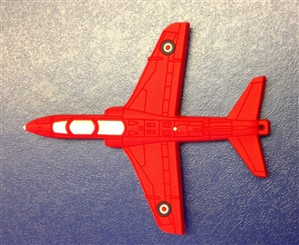 RED HAWK PVC MAGNET