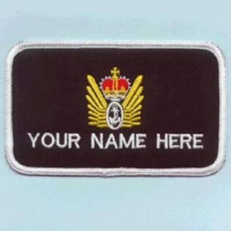 RN OBSERVER - 1 LINE NAME BADGE