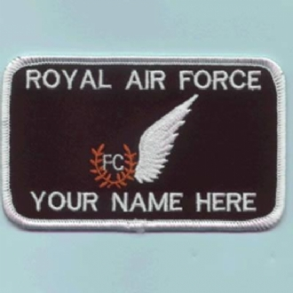 FC 2 LINE  NAME BADGE