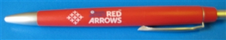 RED ARROWS PEN