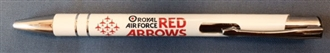 RED ARROWS BOXED PEN