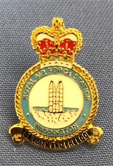 RAF WADDINGTON CREST PIN