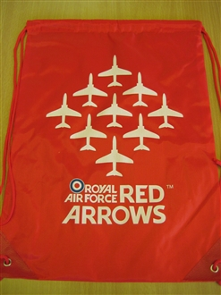 RED ARROWS SWIMBAGS