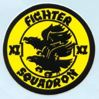 11 SQN OPS STICKER