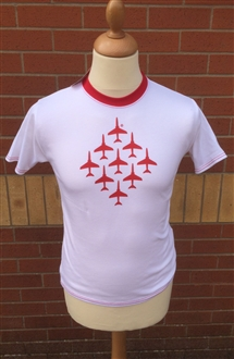 KIDS RED ARROWS TSHIRT