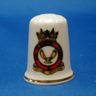 AIR TRAINING CORPS OFFICIAL CREST THIMBLE