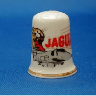 JAGUAR  DESIGN THIMBLE